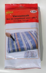 Wibra vacuum seal storage bag