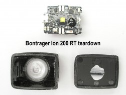 Inside Bontrager ION 200 RT
