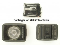 Teardown Bontrager ION 200 RT