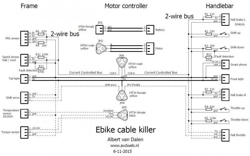 Cable Killer maximum wiring