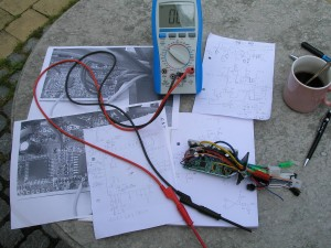 Reengineering the China motor controller