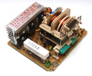 Panasonic microwave oven high voltage power module